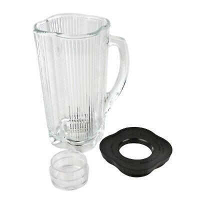 Waring 1.2Ltr Glass Jug Complete CAC32 ref 033011 (Next working day UK Delivery)