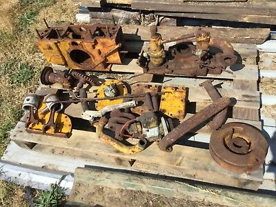Caterpillar D2 Donkey Engine Parts For Spares/repairs Hampshire.