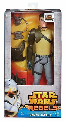 Star Wars Rebels Titan Hero Series Actionfigur: Kanan Jarrus