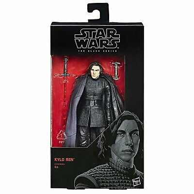 Star Wars Episode VIII Black Series Actionfigur: Kylo Ren