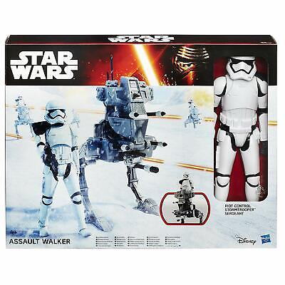 Star Wars Episode VII Actionfigurenset: Stormtrooper Sergeant mit Assault Walker