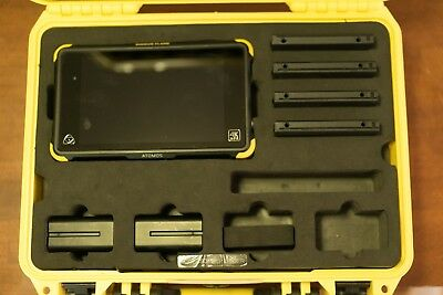 atomos shogun flame kit in perfect condition!