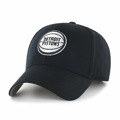 hot sale online bf9ad 7aec0 OTS NBA Detroit Pistons All-Star Adjustable Hat One Size Black   White