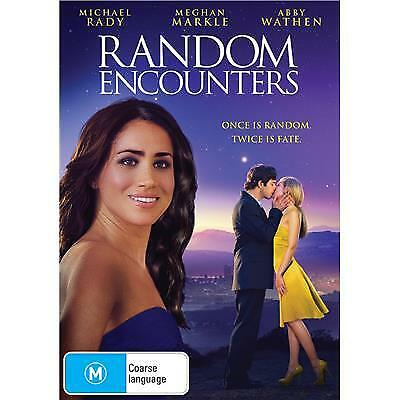 Random Encounters Dvd, New & Sealed, 2018 Release, Region 4, Free Post