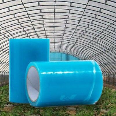 Blue Extra Strong Clear Polytunnel Garden Greenhouse Repair Tape 60mm x 10m Size