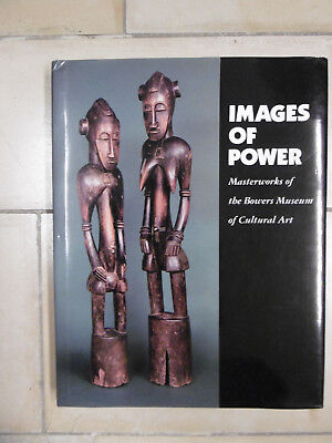 A.J. Labbé  Images of Power   Bowers Museum  Santa Ana  1992  Ozeanien  Afrika