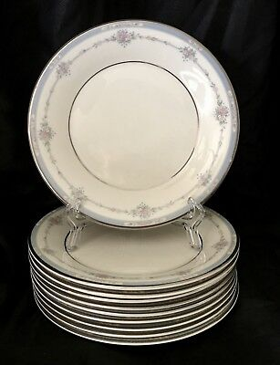 "Lot Of 10 Royal Doulton Lisa - Bread & Butter Plate 6 5/8"" -   Mint Never Used."