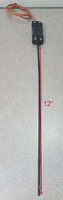 """Omega Transition Joint Thermocouple. 12"""" long SS & plastic probe.(#2)"""