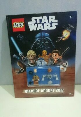 Lego Star Wars 2017 annual new!
