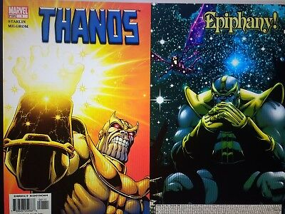 Thanos Imperative (Annhilation,War of Kings,Realm of Kings, Thanos Imperative