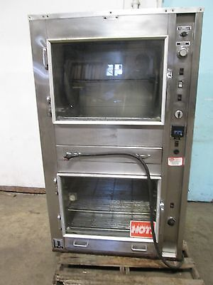 """""""custom Deli Drw42"""" Hd Commercial Electric Chicken Rotisserie Oven/holding Oven"""