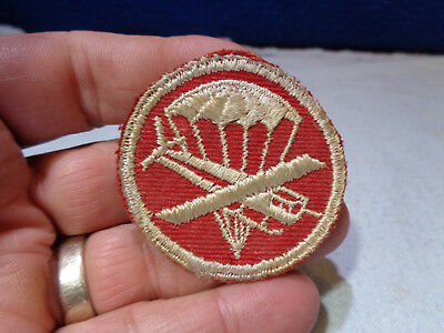 ~*~SOLDIER ESTATE~*~ Old WW II Military Patch Emblem #88