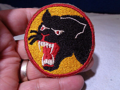 ~*~SOLDIER ESTATE~*~ Old WW II Military Patch Emblem #128