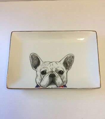 French Bulldog Trinket Dish