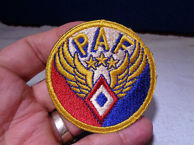 ~*~SOLDIER ESTATE~*~ Old WW II Military Patch Emblem #163