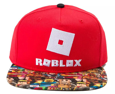 NEW Roblox Gamer Hat - Youth Snapback Cap JUST RELEASED OneSize Fit Most