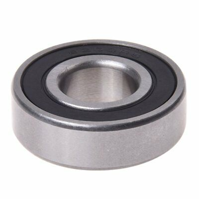 Electric Motor 6203RS 17 x 40 x 12mm Deep Groove Ball Wheel Bearing U1D3