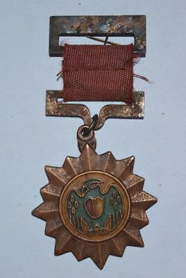 The Republic of China KMT Govermnet Order of Eagle Honor Medal