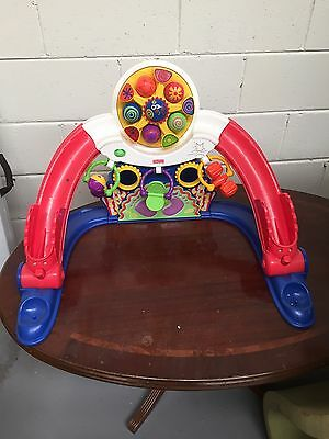 Fisher Price Infant Toddler Musical Ferris Wheel Ball Toy Free Postage Anywhere