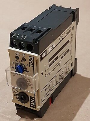 Imo tdsd  din rail mounting electronic timer
