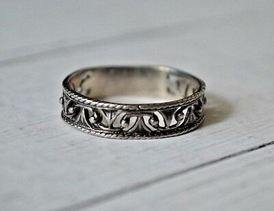 Vintage Silver Ring#16