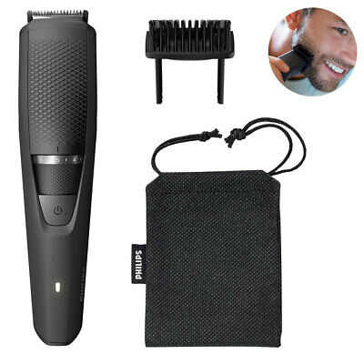 Philips BT3226 Rechargeable/Cordless Beard Trimmer/Body Hair Groomer/Clipper