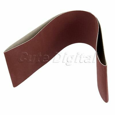 Aluminium Oxide 240# Grit Sharpening Belts Abrasive Polishing Sanding Paper 1pc