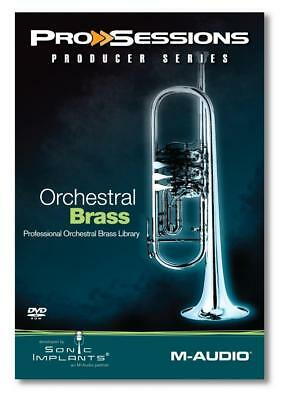 Pro Sessions Producer Orchestral Brass MULTiFORMAT