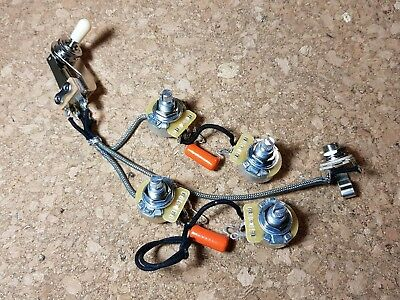 SG wiring harness