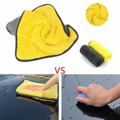 30*40cm Microfibre Large Thick Ultra Soft Cleaning Dust Cloth Towel