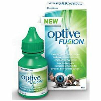 2 X Optive Fusion 10Ml Free Post
