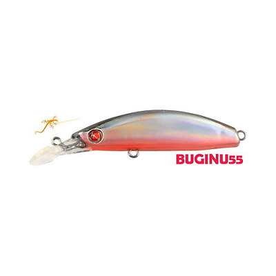 ARTIFICIAL SEASPIN BUGINU 55S 5.5g 55mm SINKING COLOR ALR