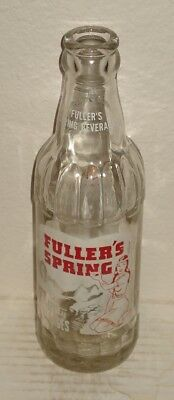 """ACL """"Fuller's Spring"""" Indian Coca-Cola Bottle - Jamestown, ND"""