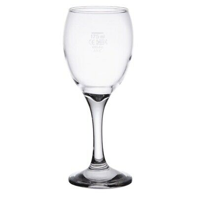 Arcoroc Seattle Wine Glasses 240ml (Pack of 36) (Next working day UK Delivery)