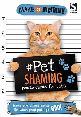 Pet Shaming For Cats