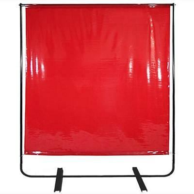 Defender Welding Screens WELDING CURTAIN WITH FRAME (DEFENDER 100 – 5FT X 6.3FT)