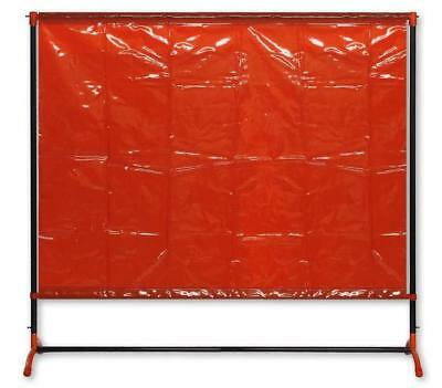 Defender Welding Screens WELDING CURTAIN WITH FRAME (DEFENDER 300 6.7FT X 6.3FT