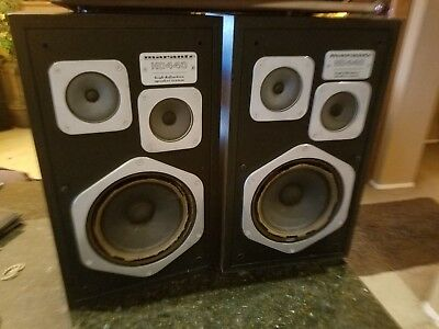 Marantz HD440 speakers