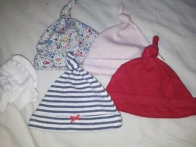 NEXT 4 Hats And Mittens First Size