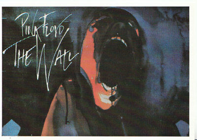 Music Postcard - Pink Floyd - The Wall - Ref 1576A
