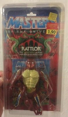 Rattlor Masters Of The Universe