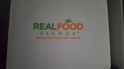 real food blends-orange chicken carrots and rice