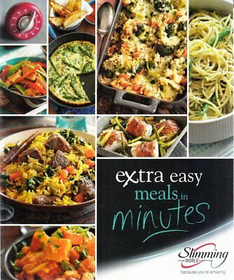 slimming world extra easy meals in minutes recipe book