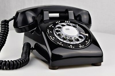 Fully Refurbished Vintage Antique Rotary Telephone Model 500 - SKU - 21734