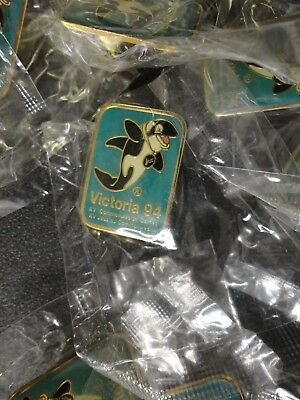 Wholesale Lot 12 New Orca Killer Whale Ocean Blue Background Dolphin Lapel Pins
