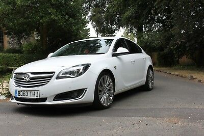 2014 Vauxhall Insignia Elite With Sat Nav Leather 160Bhp £30 Road Tax One Owner