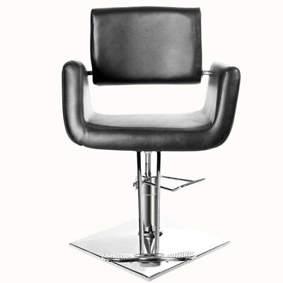Salon Beauty Hairdressing Chair Adjustable Reclining Barber Chair Barbers Seat