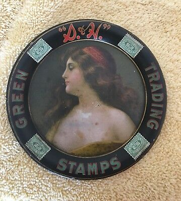 S & H Green Stamp Tip Tray !!