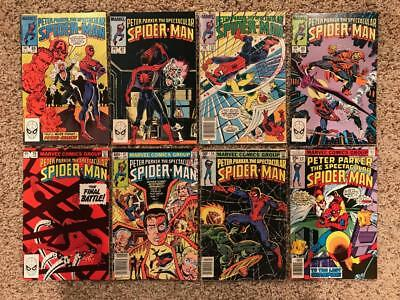 Spider-Man 30 Issue Lot ASM 269 276 279-281 PPSM 17 56 67 79 85-87 + Web 4 10 +