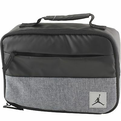 d75931b7dba ... 50% price 2c016 68cec Nike Air Jordan Jumpman Soft School Insulated  Lunch Tote Bag Box ...